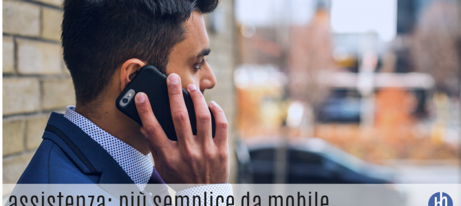 Assistenza clienti da mobile: che cosa puoi fare con SAP Business One Service?